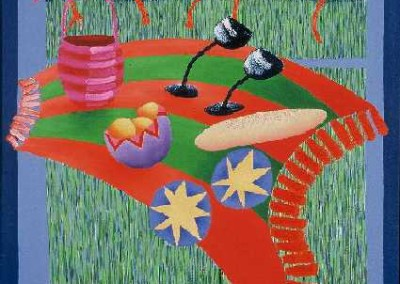 Picnic in the bush - SOLD