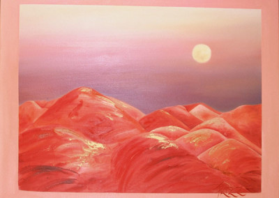 Rising Moon 1