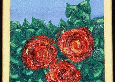 Blue Roses 2 - SOLD
